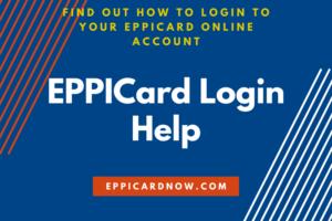 EPPICard Login Help