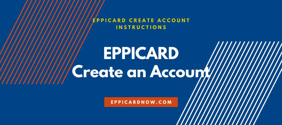 EppiCard Create an Account