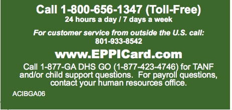 Georgia Eppicard customer service