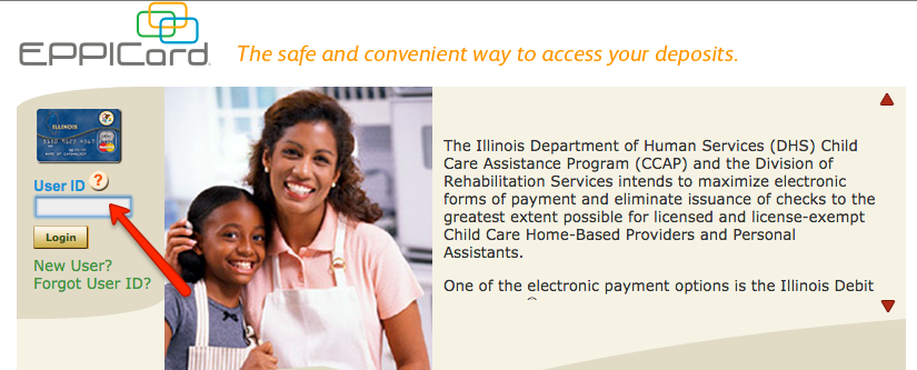 Illinois Eppicard customer service