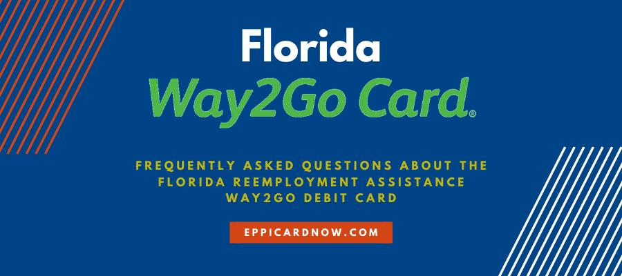 FL Way2Go Card FAQs